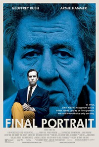 Final Portrait main cover