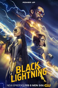 Black Lightning movie cover