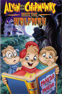Alvin and the Chipmunks Meet the Wolfman main cover
