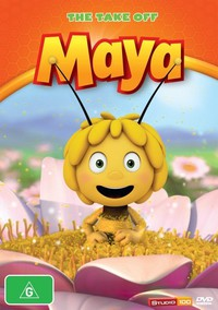 Maya the Bee movie cover