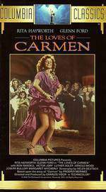the_loves_of_carmen movie cover