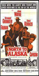 north_to_alaska movie cover