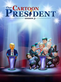 Our Cartoon President movie cover
