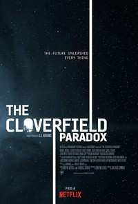 The Cloverfield Paradox main cover