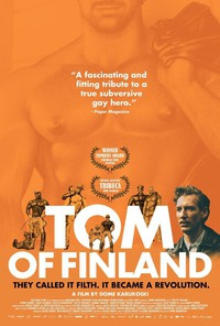 Tom of Finland main cover