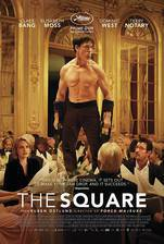 The Square movie cover