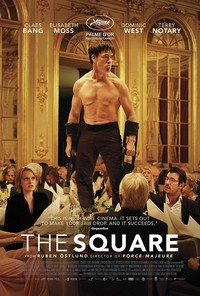 The Square main cover