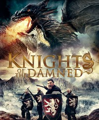 Knights of the Damned main cover