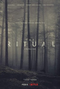 The Ritual main cover