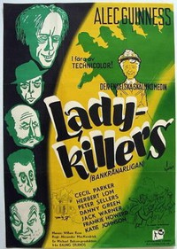 The Ladykillers main cover