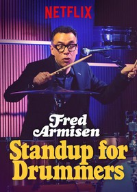 Fred Armisen: Standup For Drummers main cover