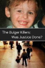 The Bulger Killers: Was Justice Done? movie cover