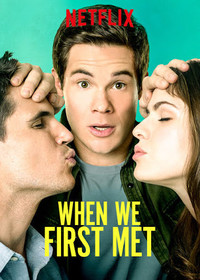When We First Met main cover