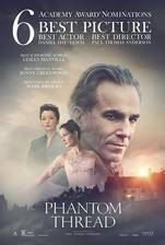Phantom Thread movie cover