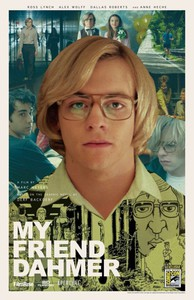 My Friend Dahmer main cover