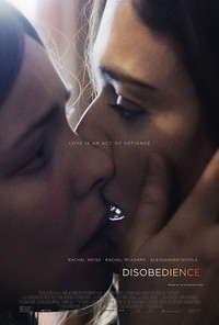 Disobedience main cover