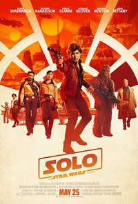 Solo: A Star Wars Story main cover