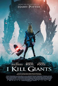 I Kill Giants main cover