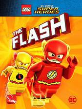 Lego DC Comics Super Heroes: The Flash movie cover