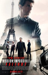 Mission: Impossible - Fallout main cover