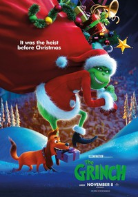 The Grinch main cover