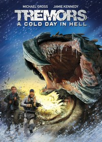 Tremors: A Cold Day in Hell main cover