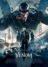 Venom main cover