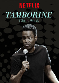 Chris Rock: Tamborine main cover
