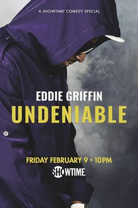 Eddie Griffin: Undeniable main cover