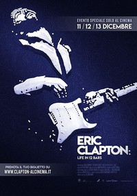 Eric Clapton: Life in 12 Bars main cover