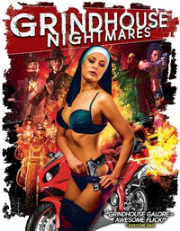 Grindhouse Nightmares main cover