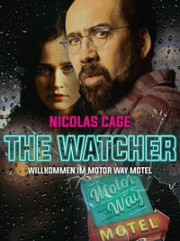 Looking Glass (The Watcher) main cover