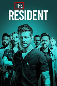 The Resident movie cover