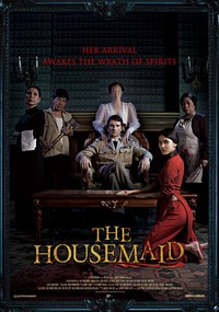 The Housemaid main cover