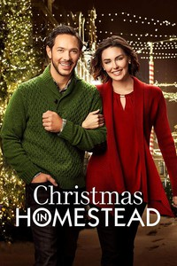 Christmas in Homestead main cover