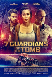 Guardians of the Tomb main cover