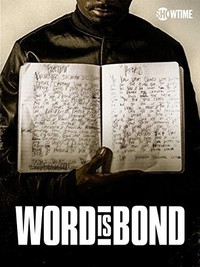 Word is Bond main cover