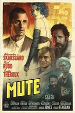 mute_2018 movie cover