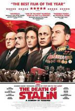 The Death of Stalin movie cover
