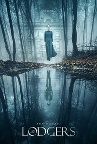 The Lodgers main cover
