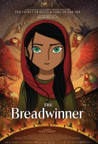 The Breadwinner main cover