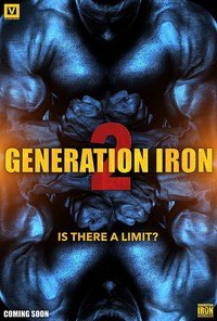 Generation Iron 2 main cover