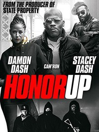 Honor Up main cover