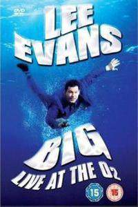 Lee Evans: Big Live at the O2 main cover