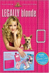 Legally Blonde main cover