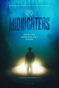 Midnighters main cover