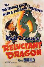the_reluctant_dragon movie cover