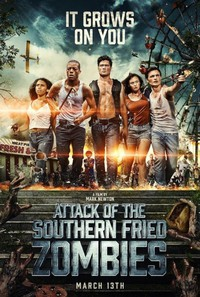 Attack of the Southern Fried Zombies main cover