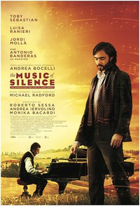 The Music of Silence main cover