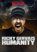 Ricky Gervais: Humanity movie cover